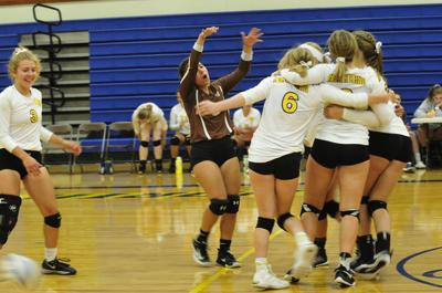 North Bend Volleyball