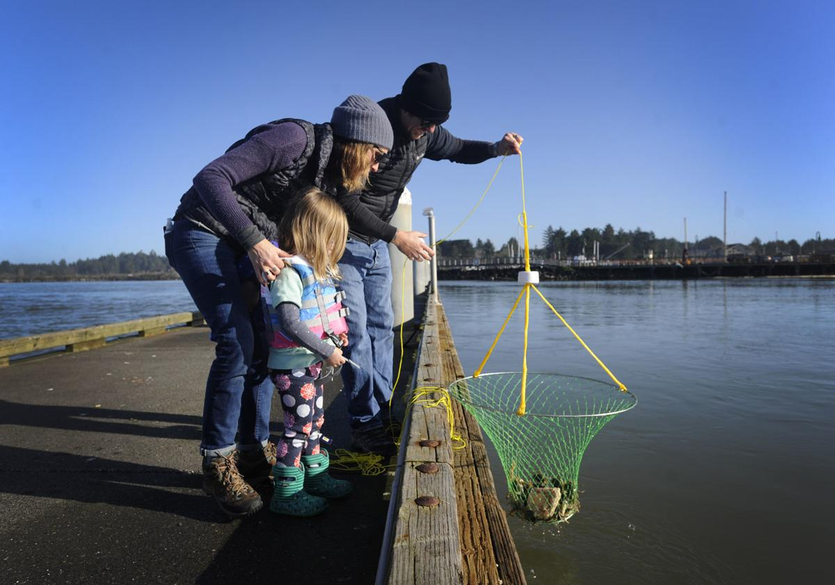 First-time Crabbers
