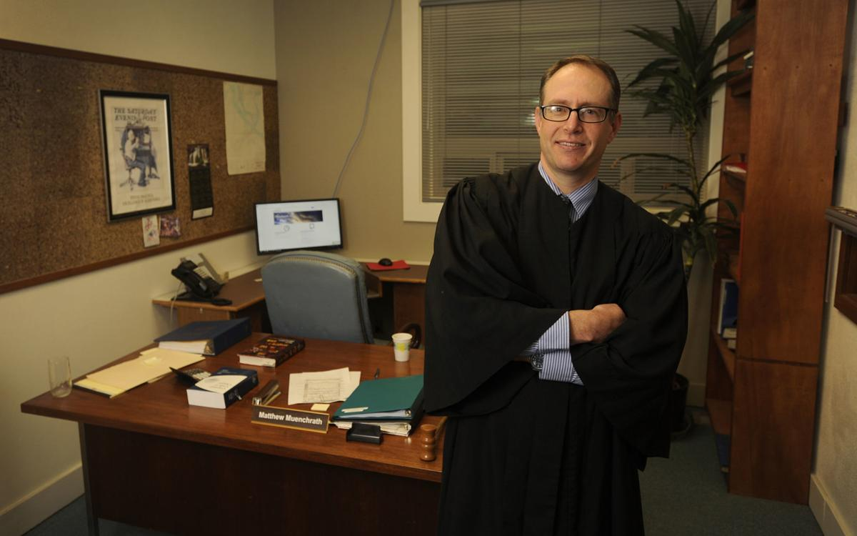 New city judge