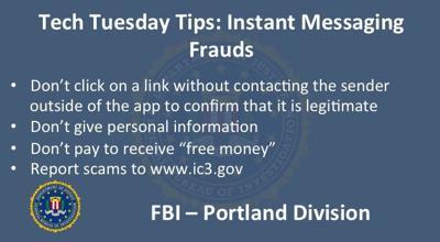 Instant messenger frauds