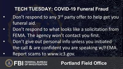 Building a Digital Defense Against COVID-19 Funeral Fraud