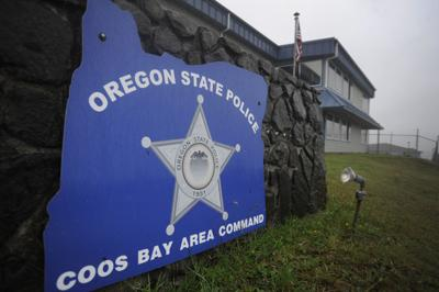 Oregon State Police STOCK