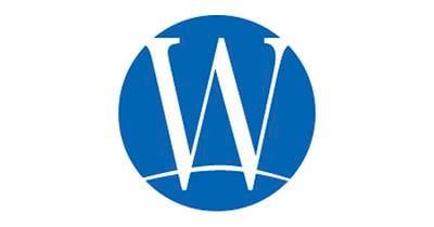 The World logo_Blue