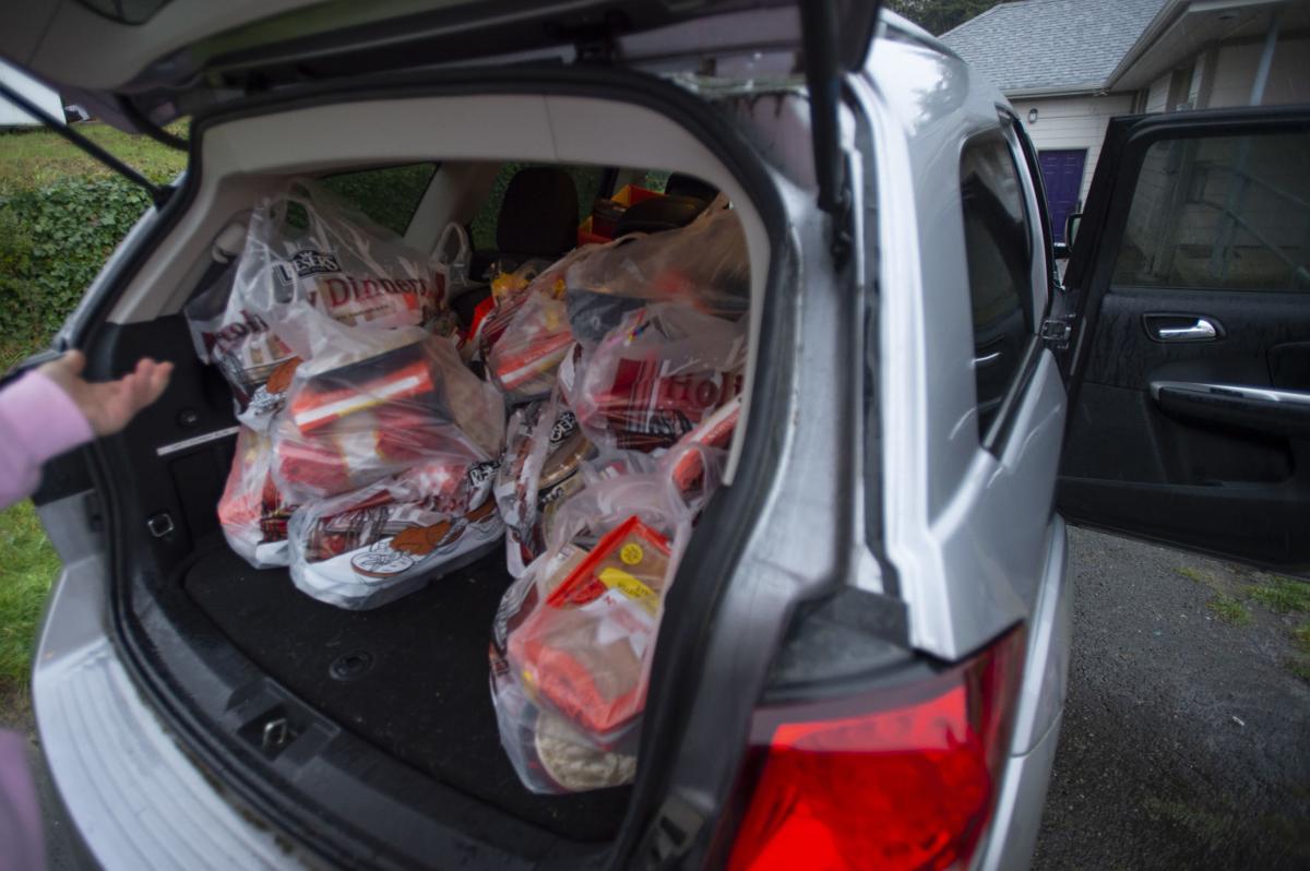 ARK Thanksgiving Meals