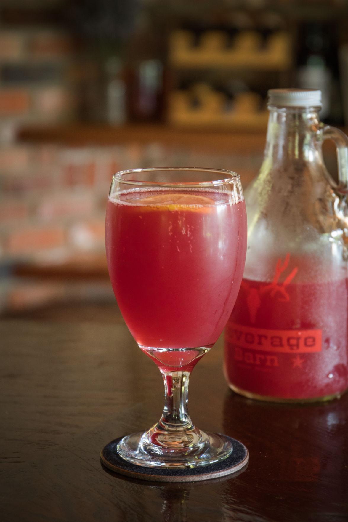 Bandon Rain - Cranberry Apple Squall