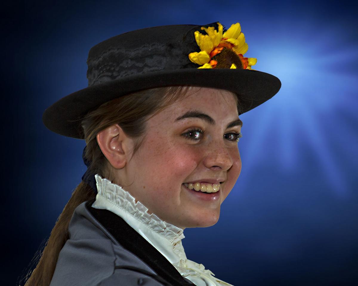 Mary Poppins Jr. Abby Wilson
