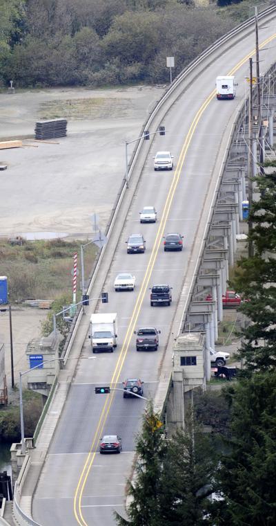 Isthmus Slough Bridge