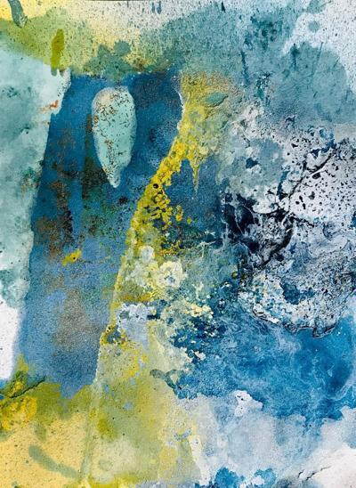 Abstract art by Jon Leach