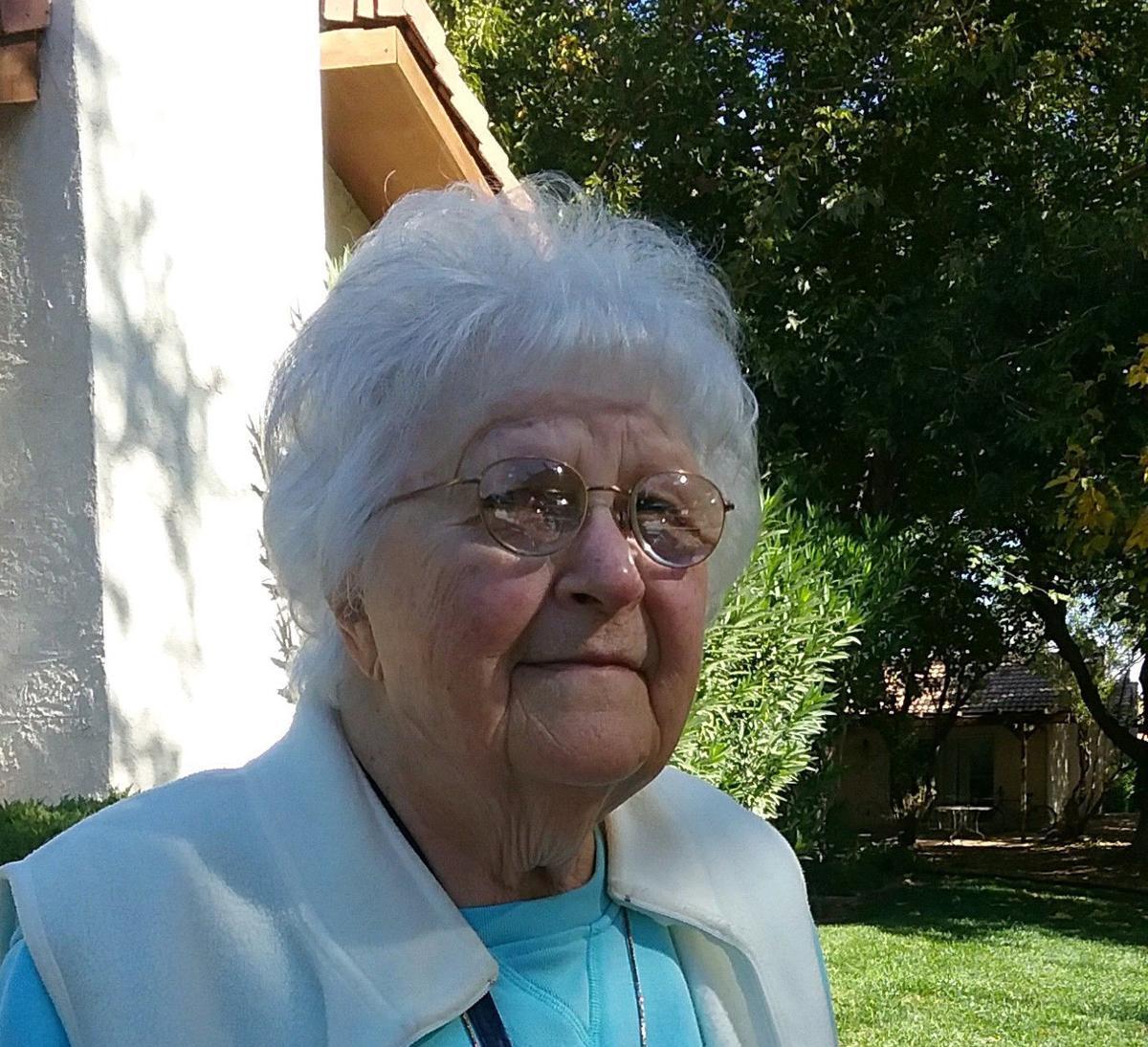 Mary Margaret Baker Schultz