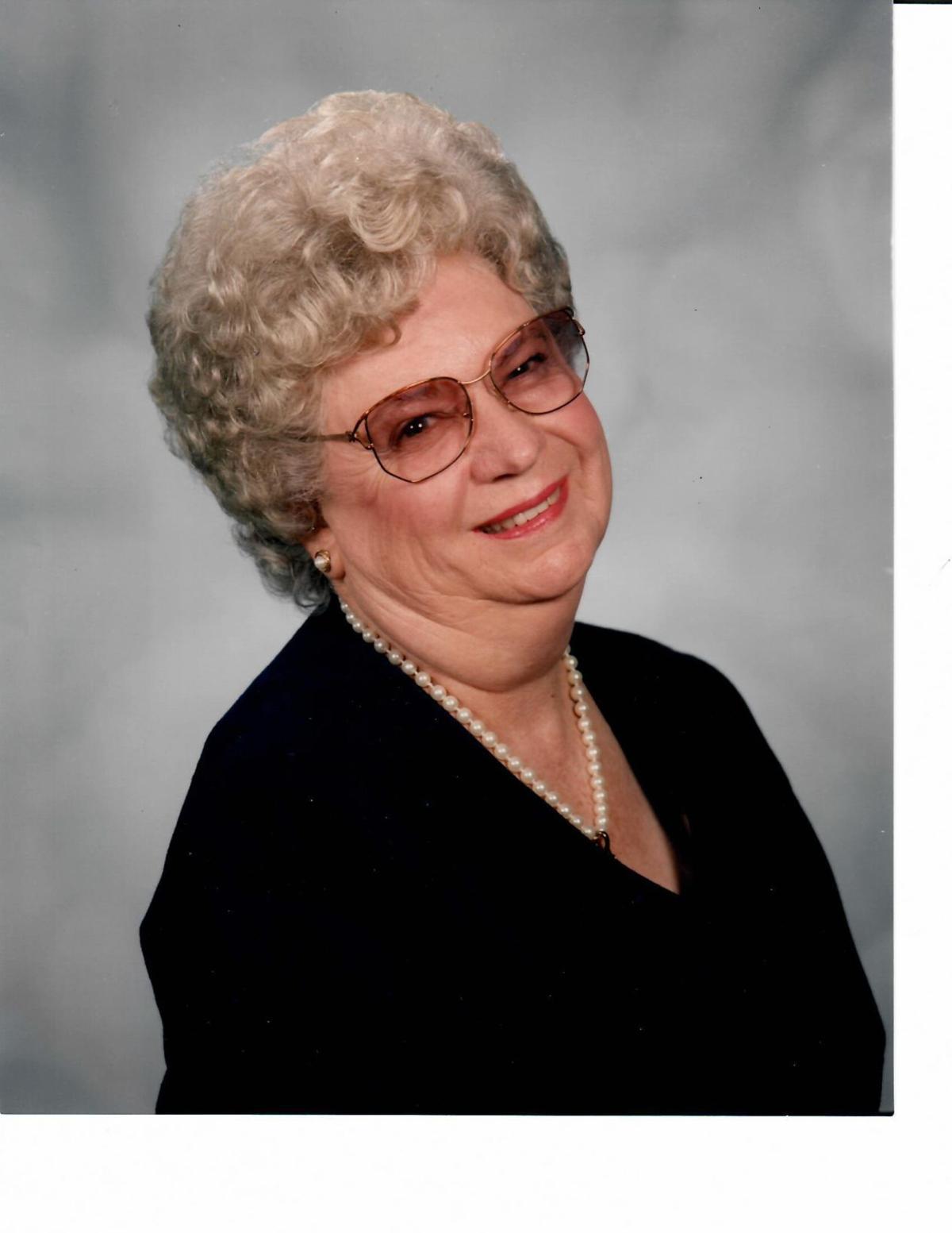Doris Mary Clarke