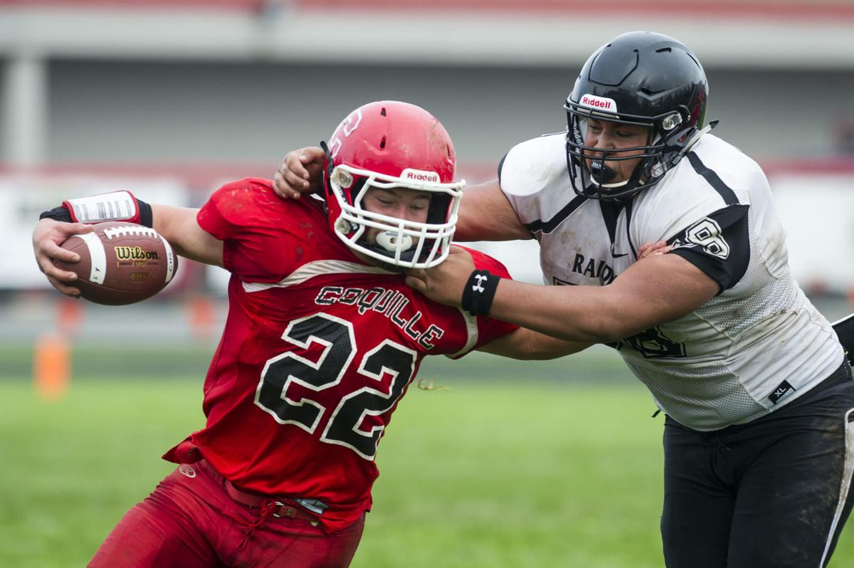 Coquille Football Vs. Lost River