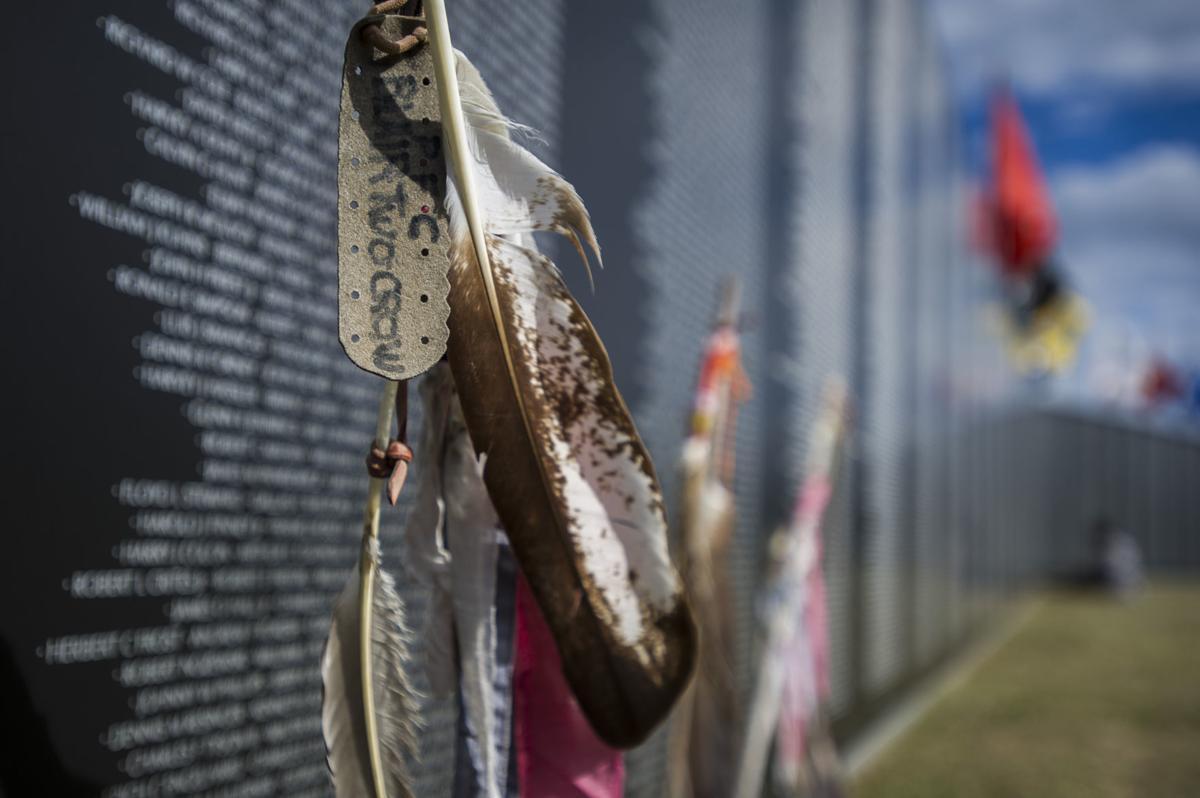 Traveling Vietnam Wall