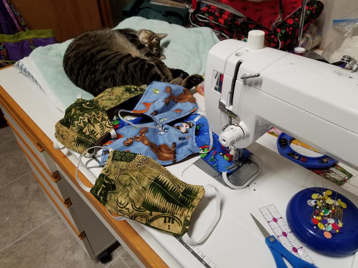 Local quilting groups