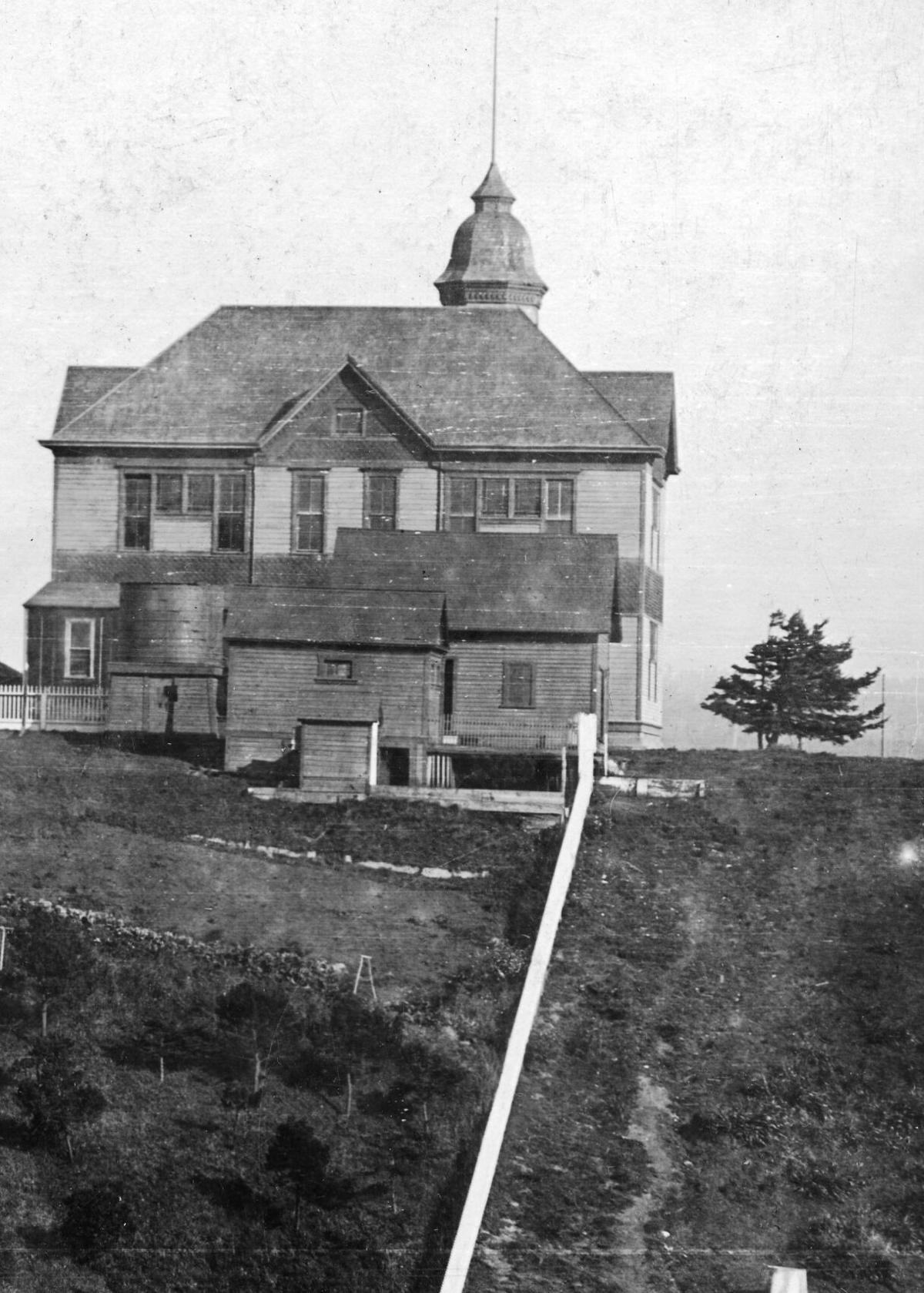 Bandon's second school