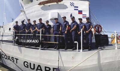 Dorado sets sail for the final time