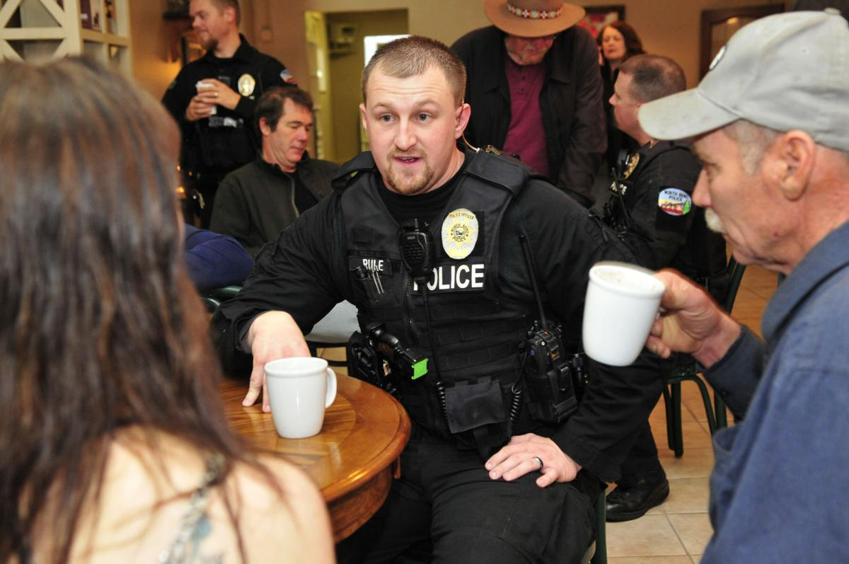 North Bend gets to know its police department | Local News