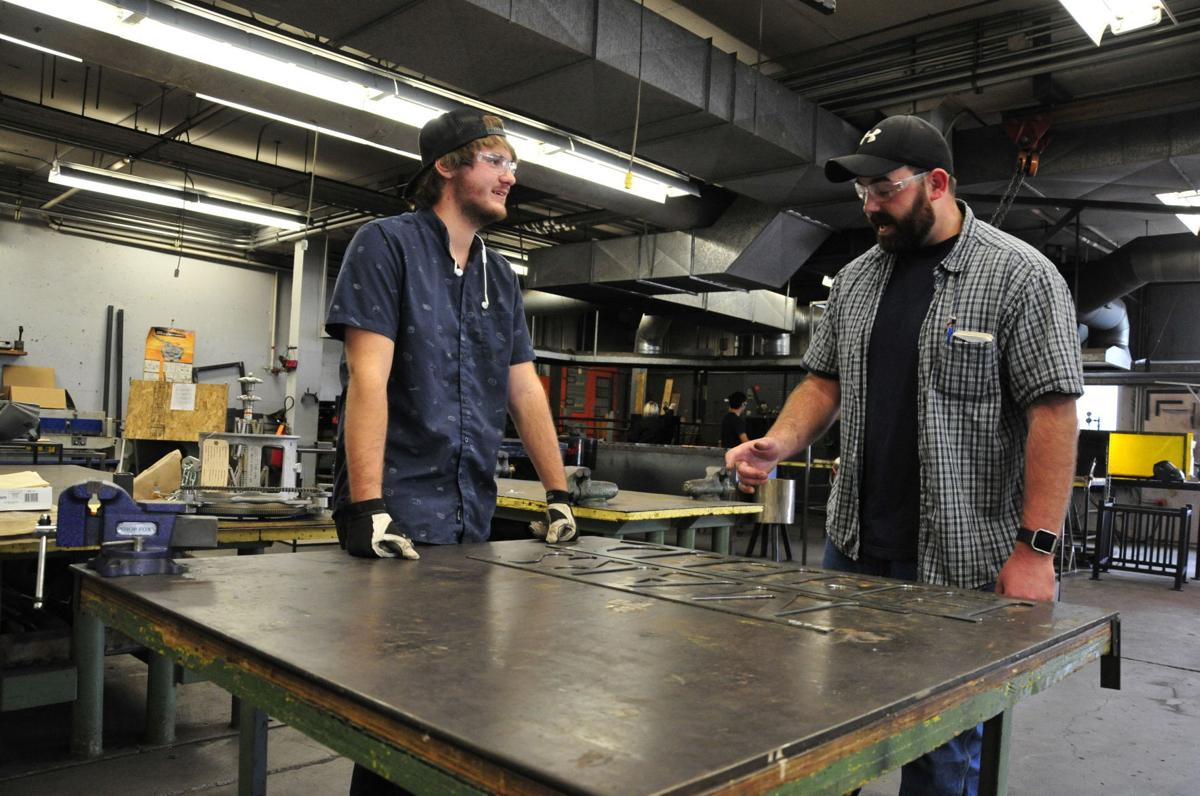 Marshfield manufacturing class creates professionals