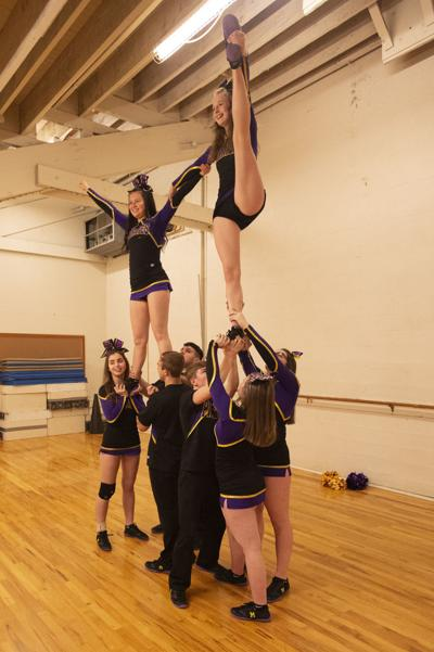 Marshfield Cheer
