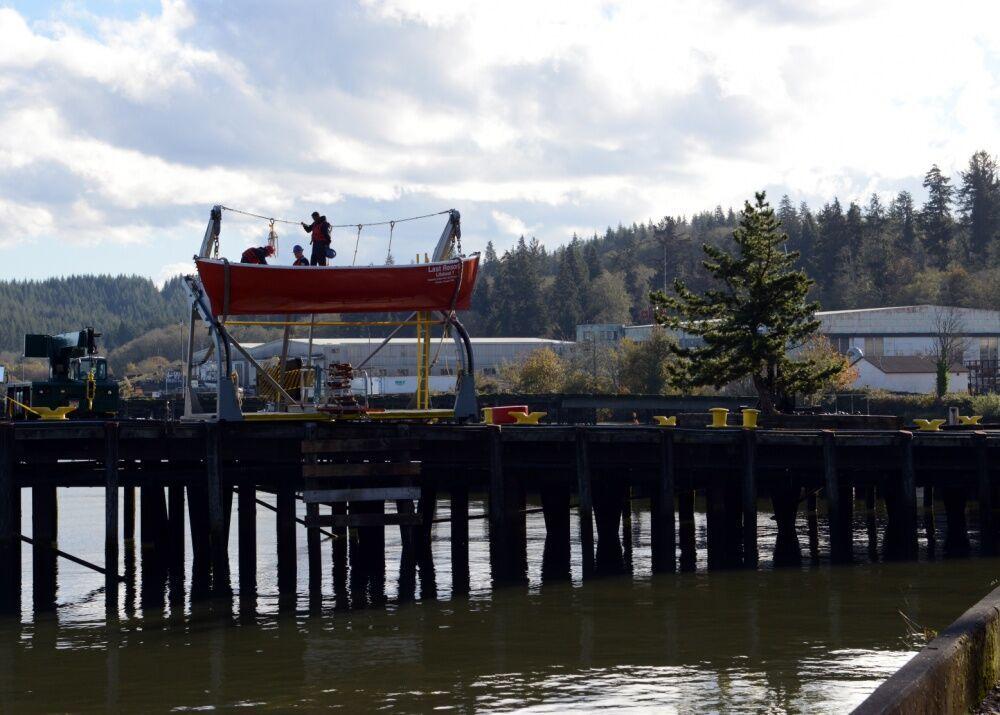 Job corps partners with Coast Guard