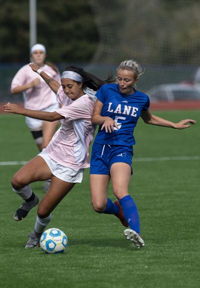 SWOCC Womens Soccer Vs. Lane
