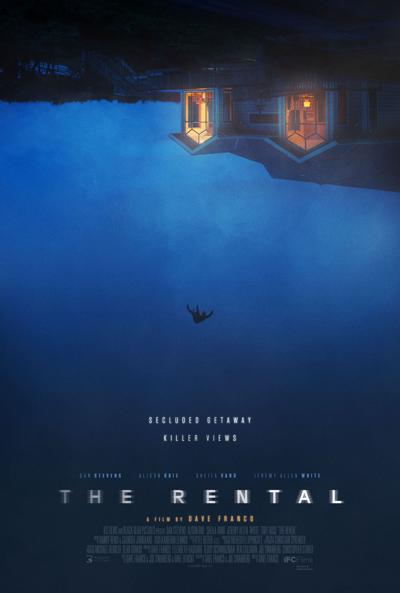 'The Rental' official movie poster
