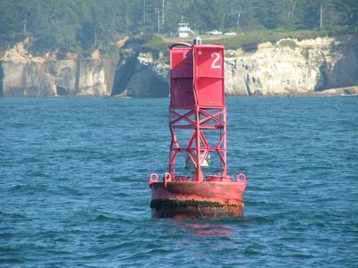 Coos Bay buoy