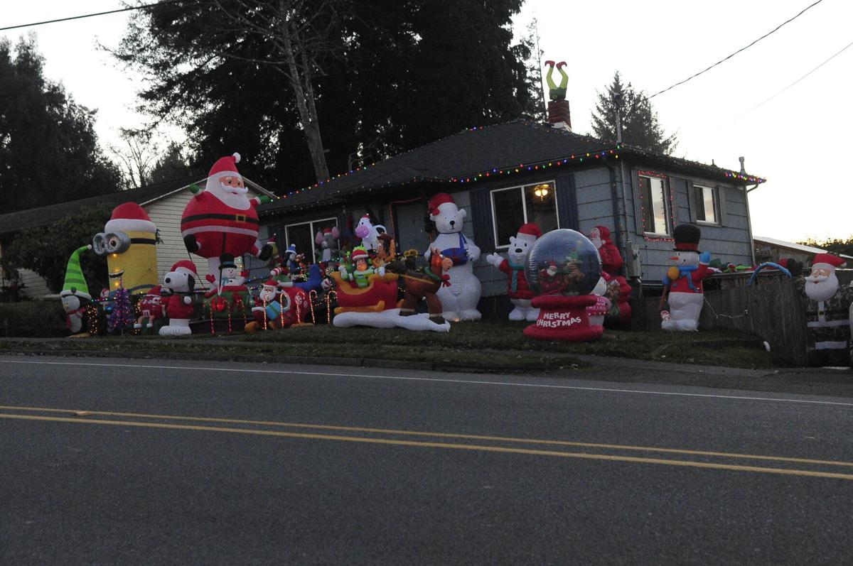 inflatables house