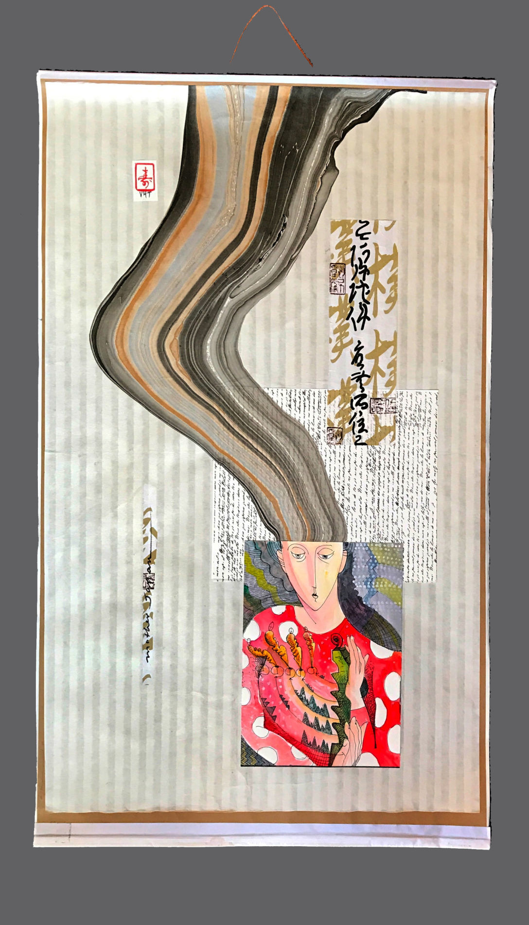 Mother Japan by Victoria Tierney (Expressions West 2017, first place winner)