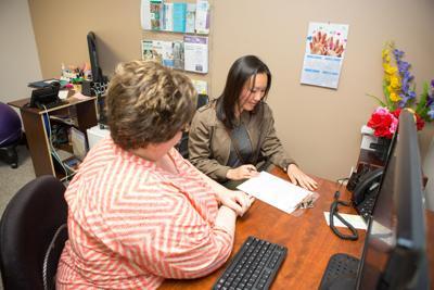 Medicare enrollment at CCHC