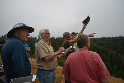 Coos County Forest Tour