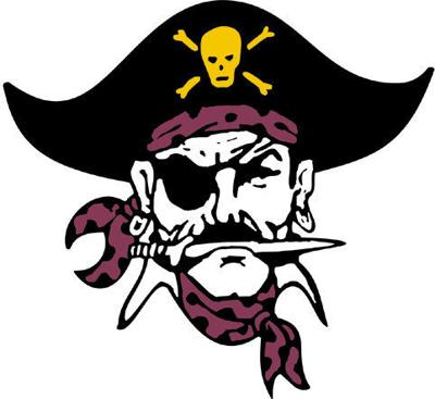 Marshfield Pirates Logo