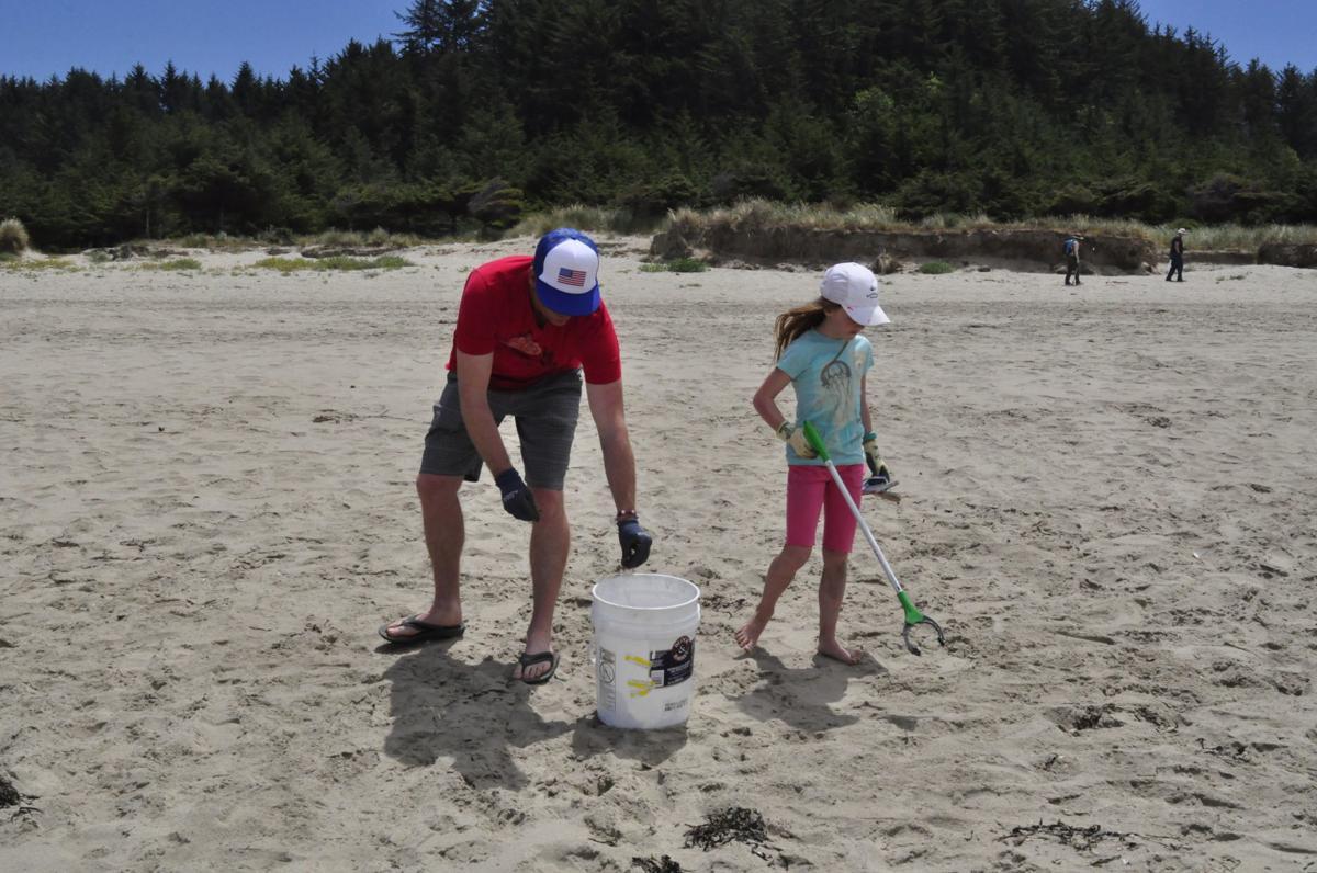 Basstendorff Beach Cleanup