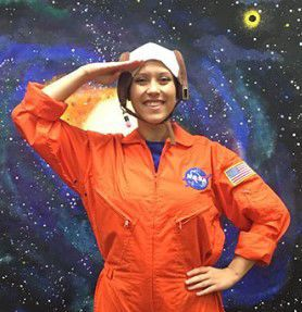 My Mother the Astronaut
