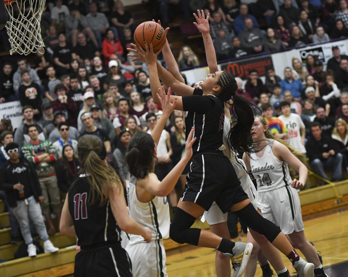 Dayton vs. Salem Academy Girls Championship