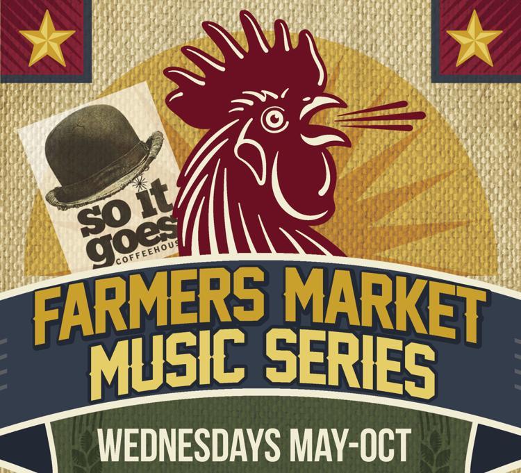 Farmers Market Music Series 2018