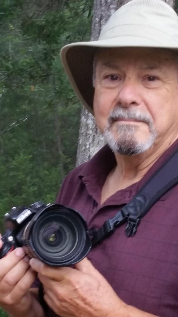 Photographer Tom Hutton