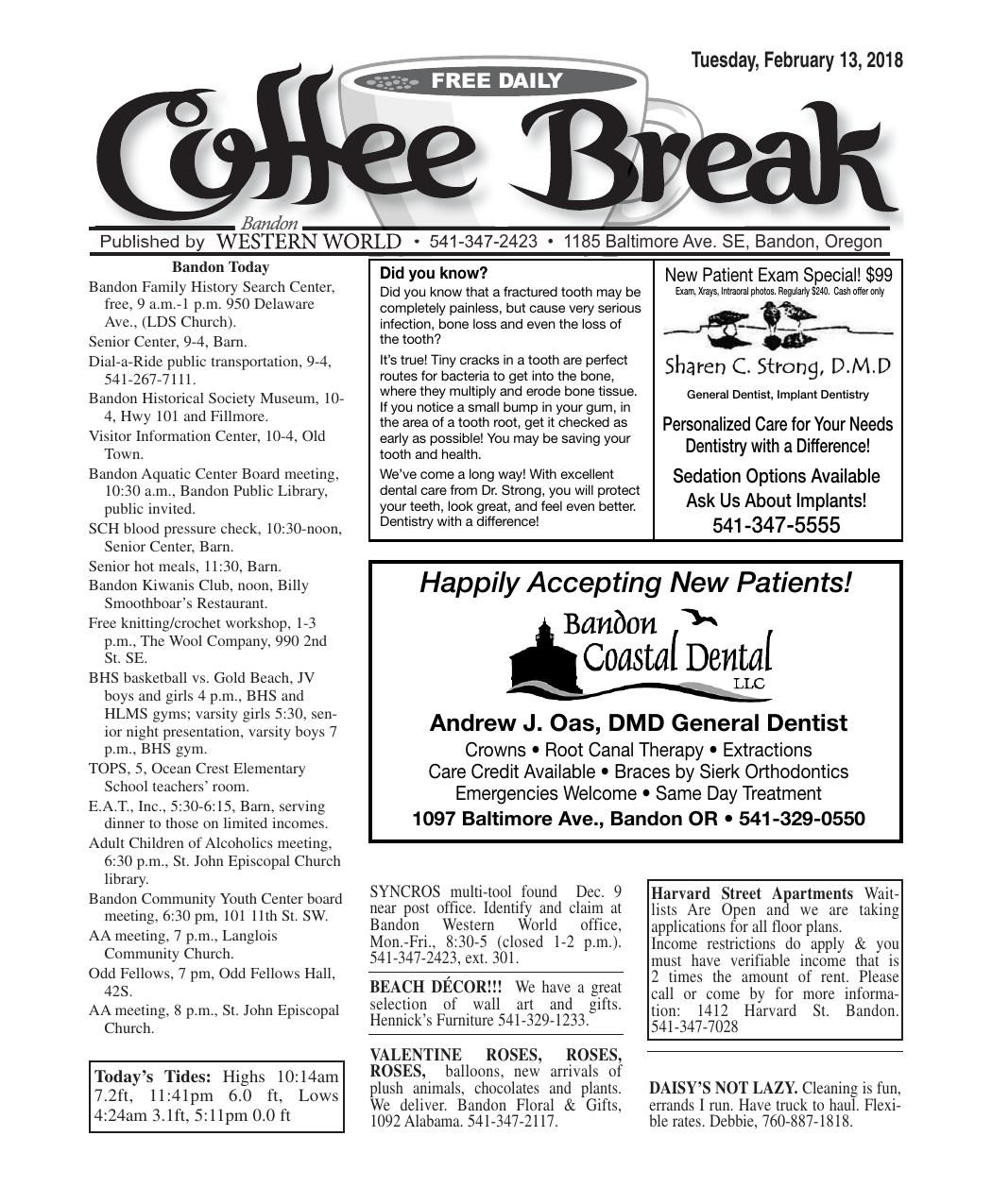 Feb. 13, 2018 Coffee Break.pdf