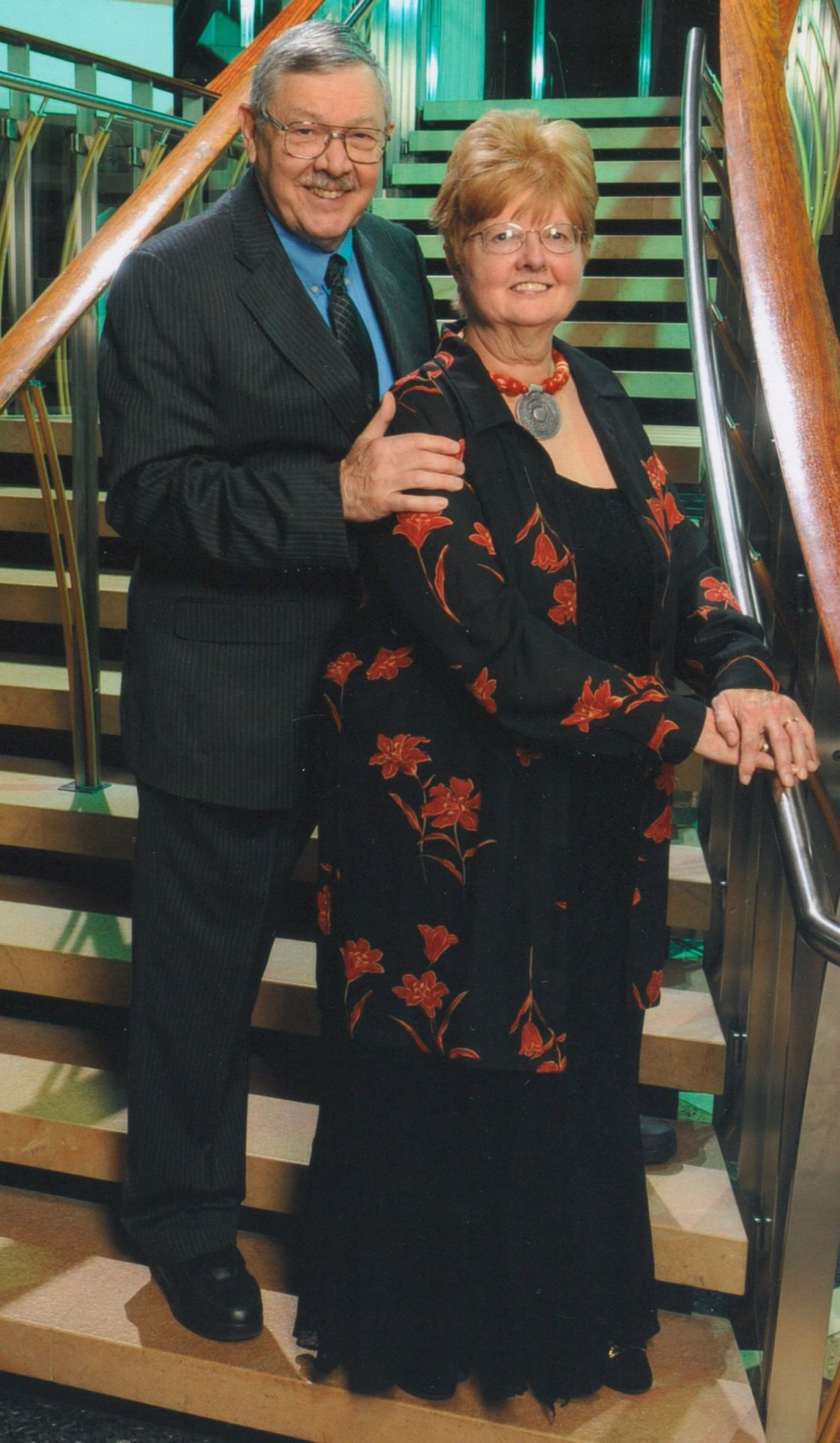 Hugh and Jaci Pinkston 50th Wedding Anniv