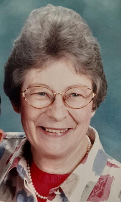 Virginia Louise Lance Roush