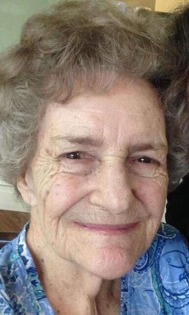 Betty Ann (Wright) Dugan
