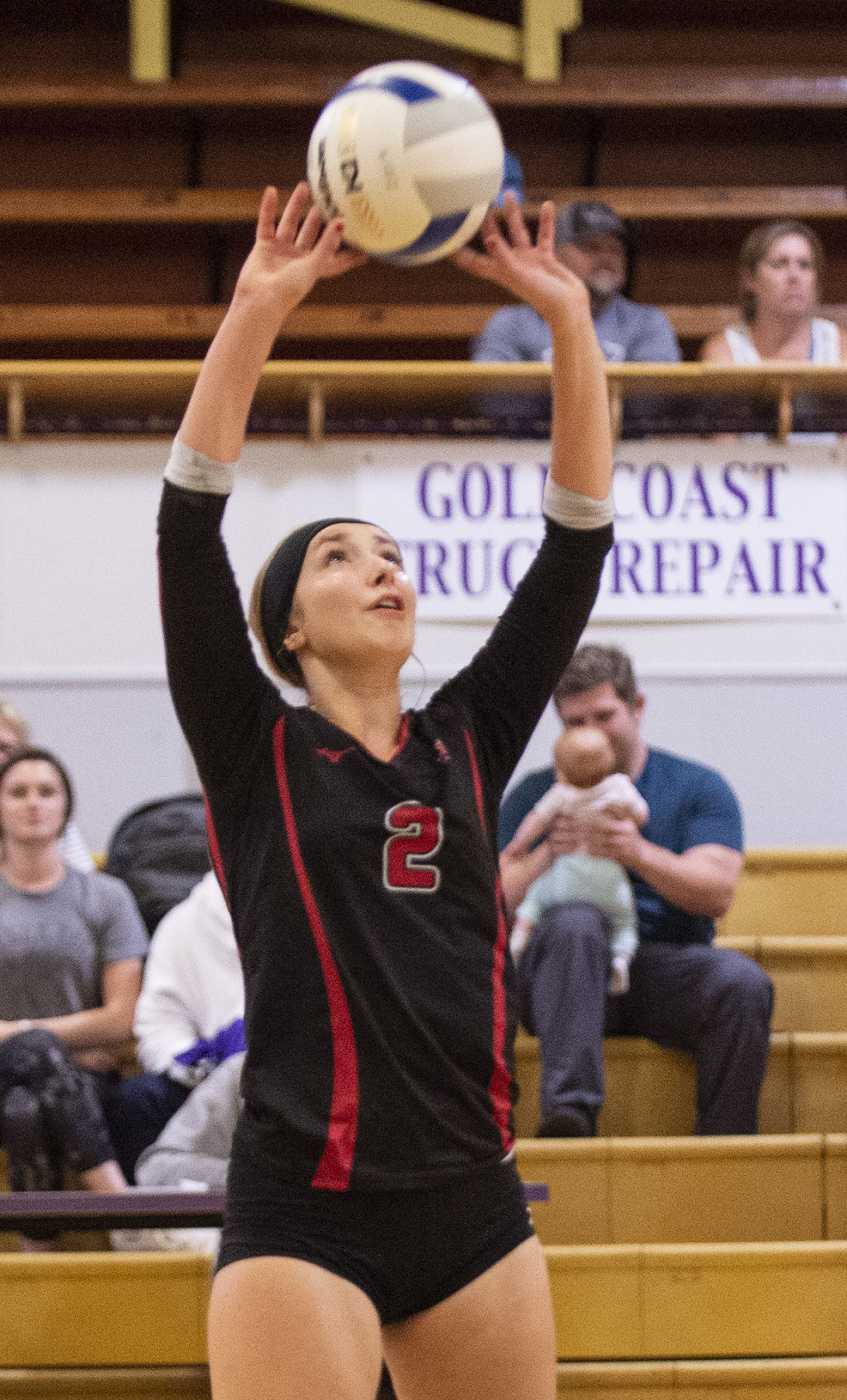 Marshfield Volleyball Vs. Reedsport
