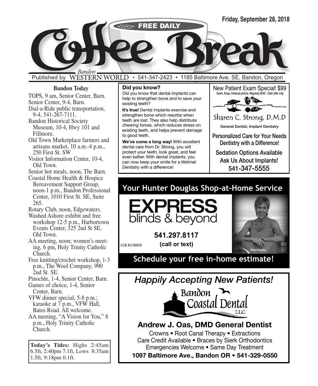 Sept. 28, 2018 Coffee Break.pdf