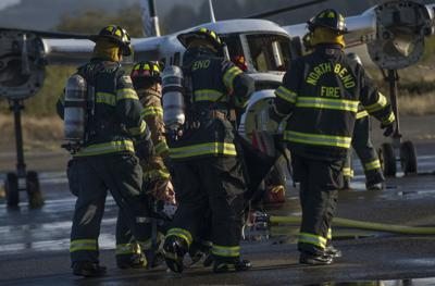 Airport Emergency Drill