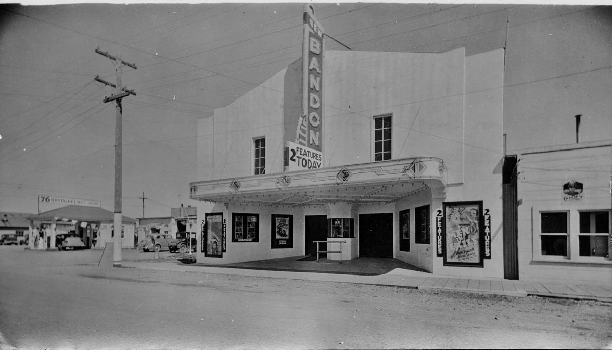 New Bandon Theatre, 1937