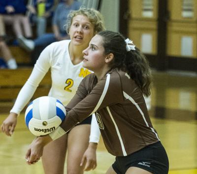 North Bend Volleyball Vs. Eagle Point