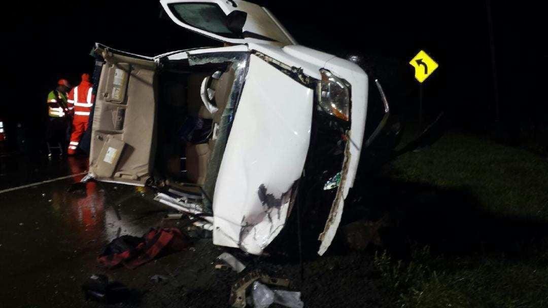 Highway 42 crash 2