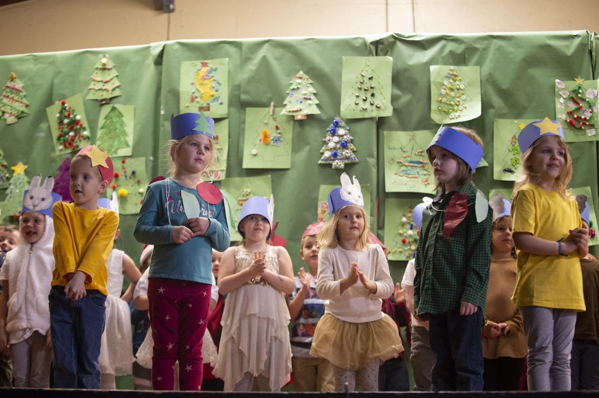 Highland Elementary Christmas Play