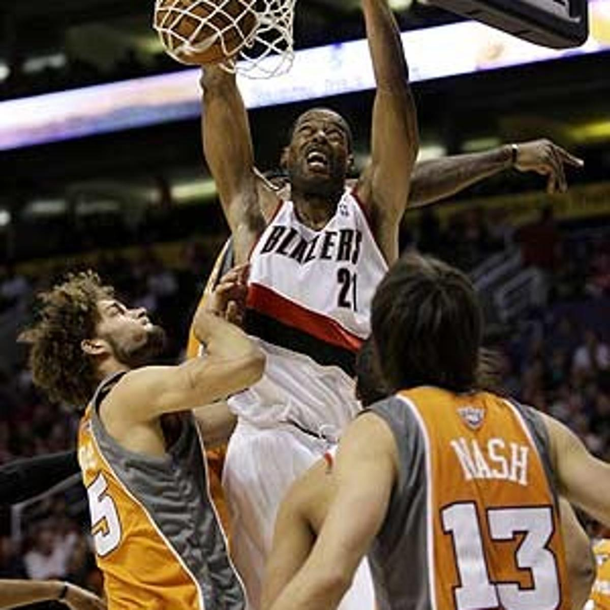 promo code b28d1 23782 NBA  Suns rally to top Blazers in Phoenix