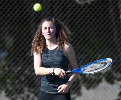 NB Tennis Vs. Willamette