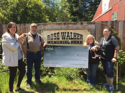 Bandon Animal Rescue receives funds